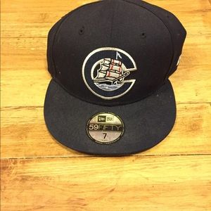 New Era Columbus Clippers  Fitted Cap (7)